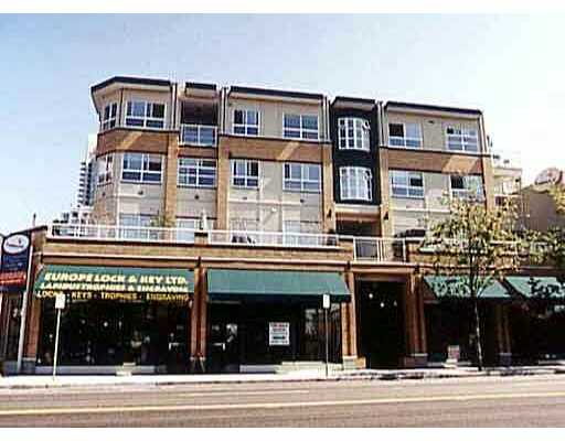 # 307 108 W ESPLANADE AV - Lower Lonsdale Apartment/Condo for sale, 2 Bedrooms (V378549) #1