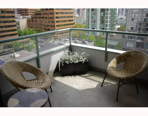 # 708 1238 BURRARD ST - Downtown VW Apartment/Condo for sale, 1 Bedroom (V648985) #7