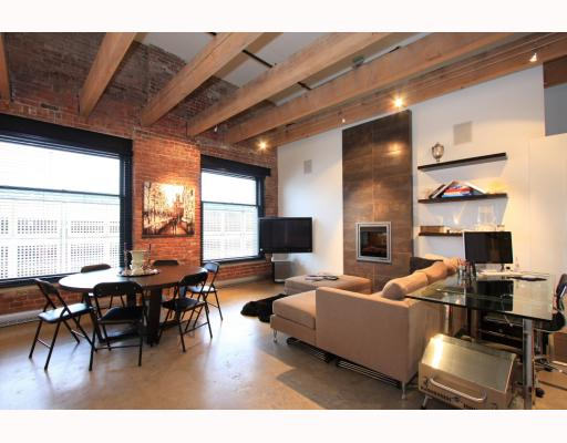 # 508 55 E CORDOVA ST - Downtown VE Apartment/Condo for sale, 1 Bedroom (V798972) #1