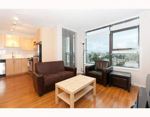# 1105 1068 W BROADWAY BB - Fairview VW Apartment/Condo for sale, 1 Bedroom (V803372) #3