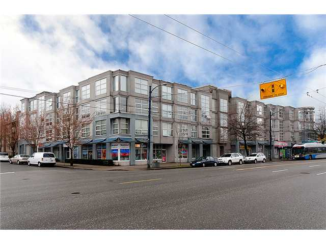 # 303 418 E BROADWAY BB - Mount Pleasant VE Apartment/Condo for sale, 2 Bedrooms (V877037) #1